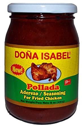 Aderezo de Pollada Dona Isabel