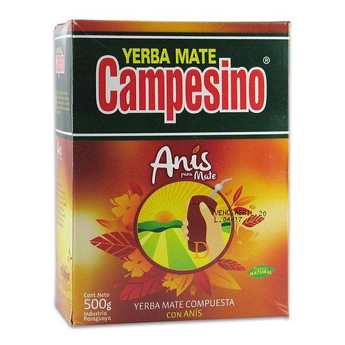 Yerba Mate Campesino Anise 500g