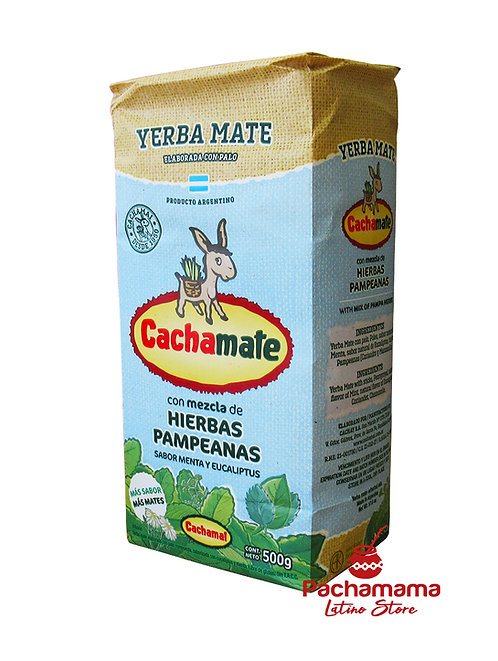 Cachamate Pampa Herbs