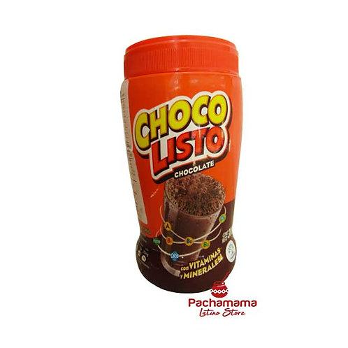chocolisto instant chocolate