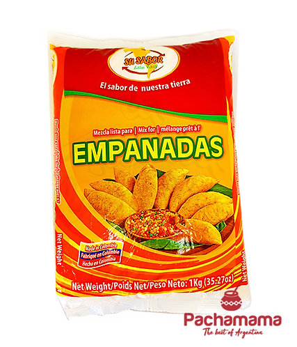 Mix to make empanadas Su Sabor