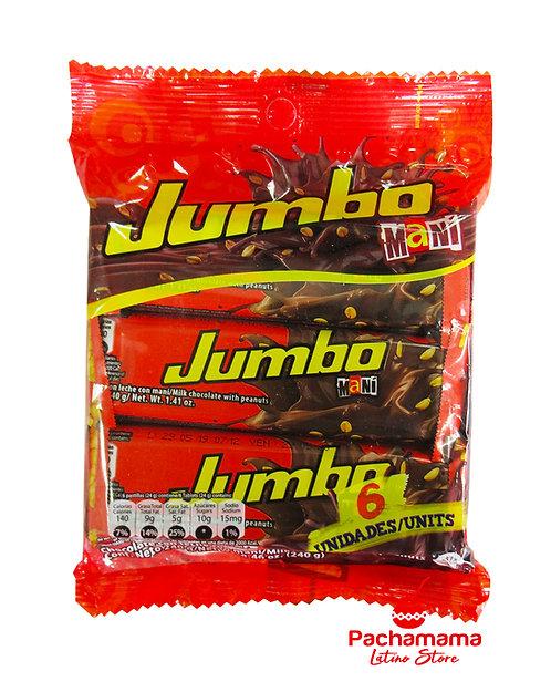Chocolate Jumbo Peanuts