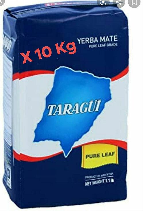 Taragui sin palo x 10Kg