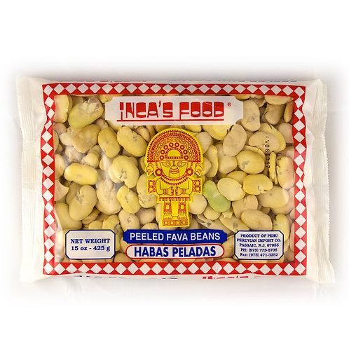 Habas Peladas Inca's Food- Fava beans