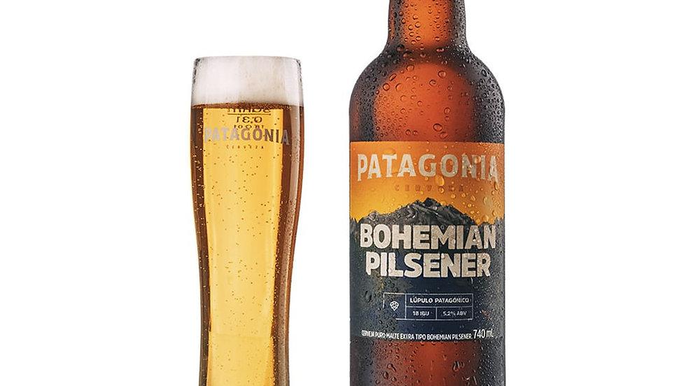 Cerveza (beer) Patagonia Bohemian 730ml
