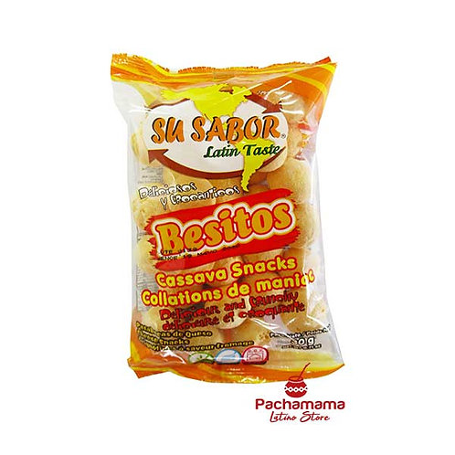 Cassava snacks -Besitos