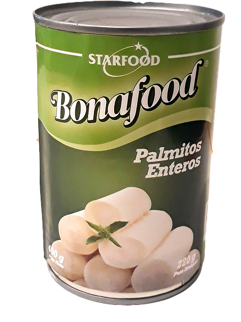 Palmitos - Whole Heart of Palm 220g