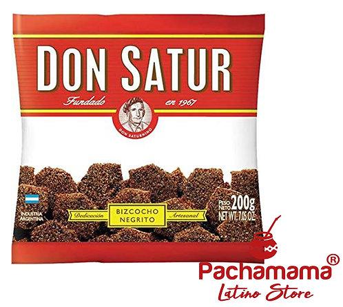 Don Satur Cookies black sugar