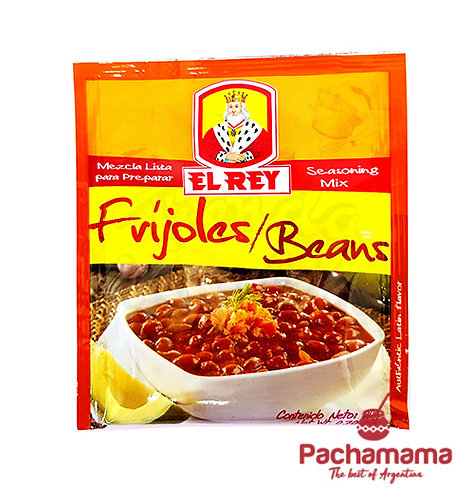 El rey spices to make Frijoles/Beans
