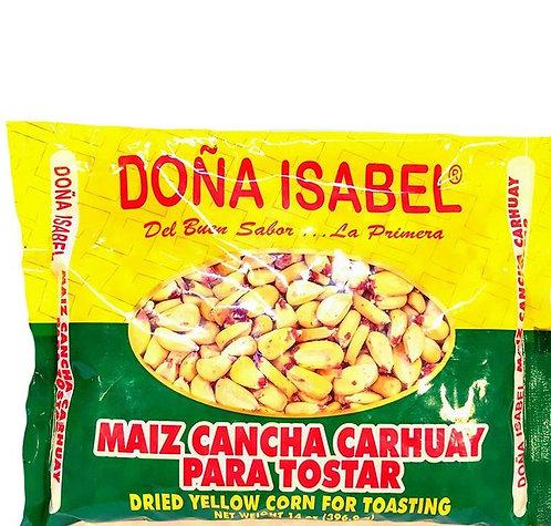 Maiz Cancha Amarillo Carhuay Dona Isabel