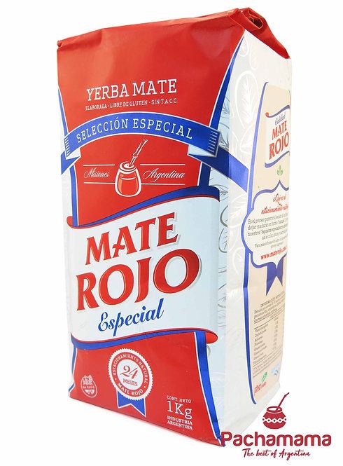 Mate Rojo Especial - 1kg
