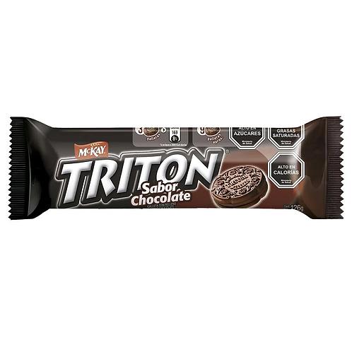 Chocolate cookies Triton 126g