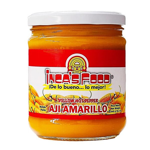Aji Amarillo Inca's Food 427g