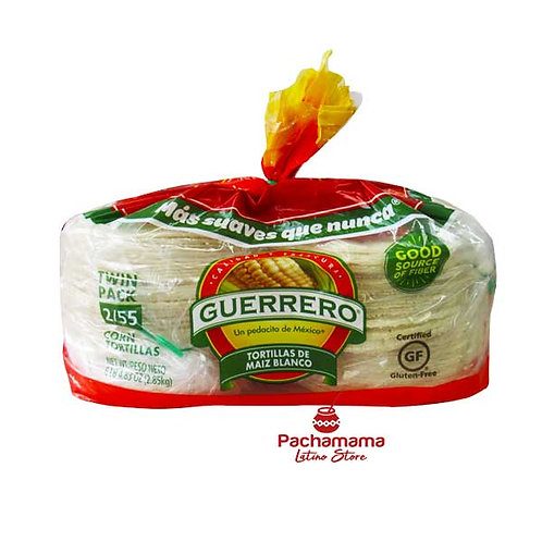 corn-tortillas-tortillas-de-maiz-blanco-guerrero-buy-now-tienda pachamama latino store new zealand
