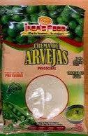 Crema de Arvejas Inca's Food
