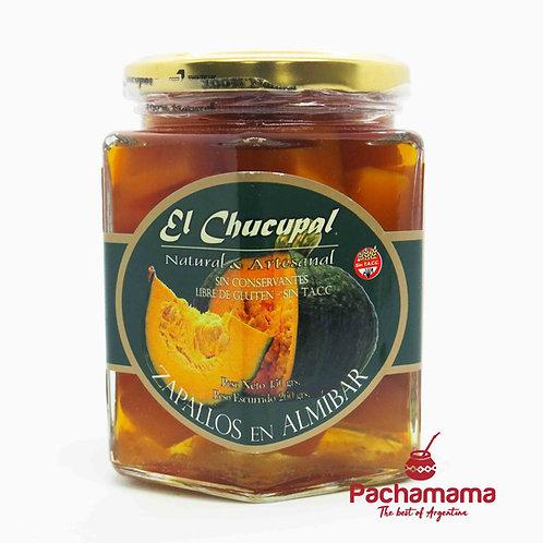 Pumpkin in Syrup - Zapallos en almibar