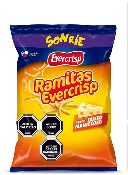 Cheese flavoured snack - Ramitas evercrisp
