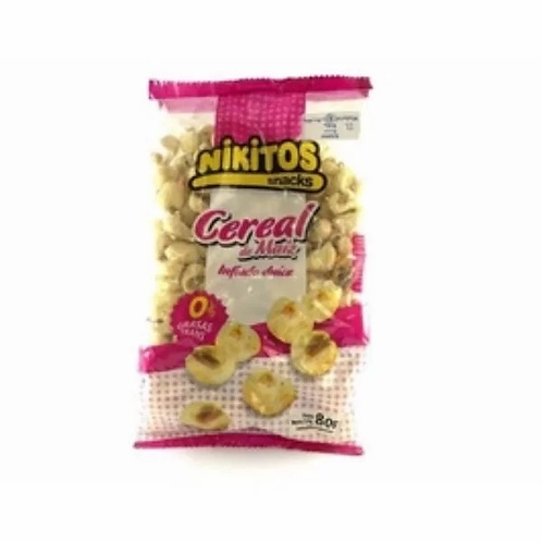 Tutukas (maiz inflado) Nikitos