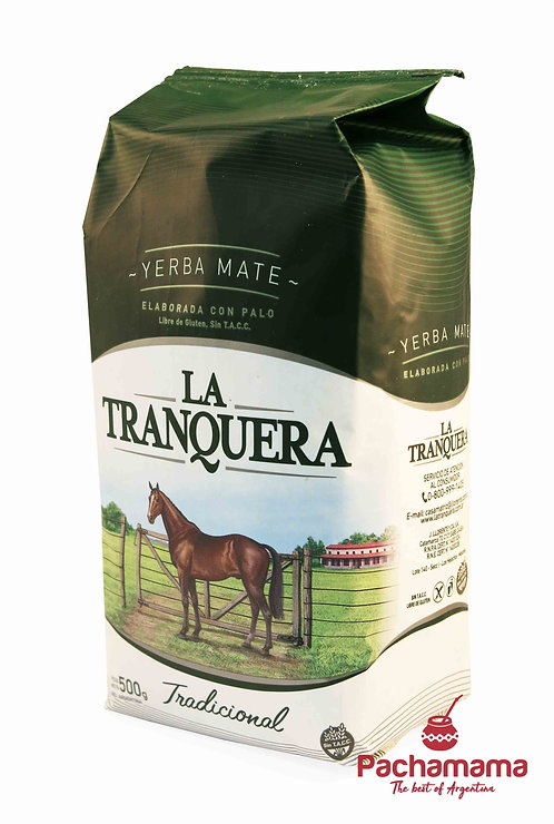 Bag of yerba mate la tranquera from argentina buy lowest price tienda pachamama new zealand