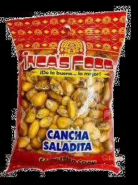 Maiz (cancha) frito Inca's Food