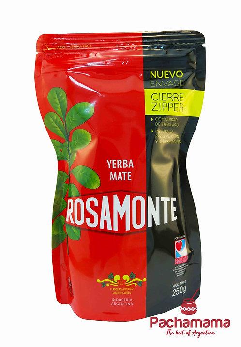 Rosamonte Ziplock bag 250 gr.