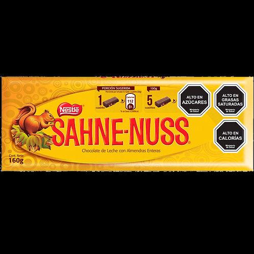 Chocolate Sahne Nuss 160g
