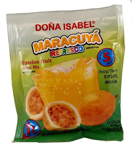 Passionfruit (maracuya) powder Dona Isabel