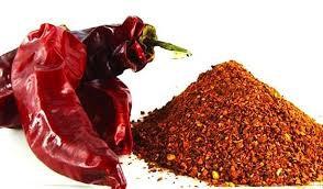 Merken - smoked chilli - 1Kg
