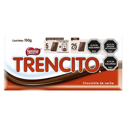 Chocolate bar Trencito Nestle 150g