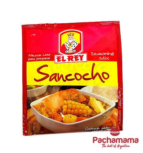 El Rey spices to prepare Sancocho