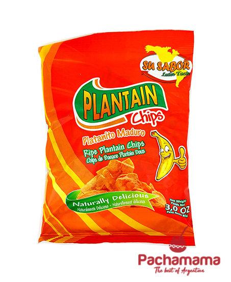 Su sabor Plantain Chips