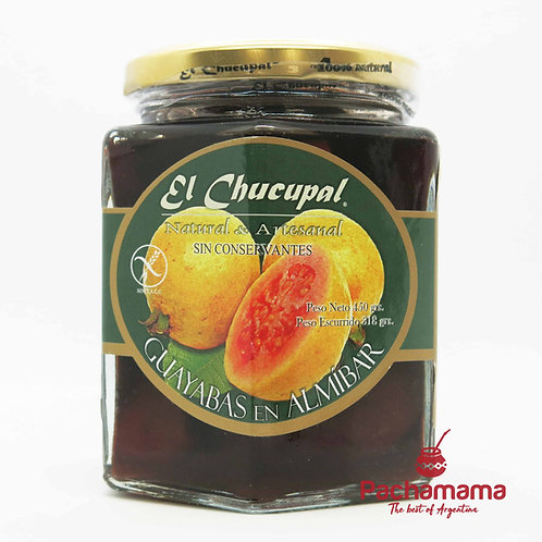 Guavas in Syrup  - Guayaba