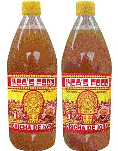 Chicha de Jora Inca's Food