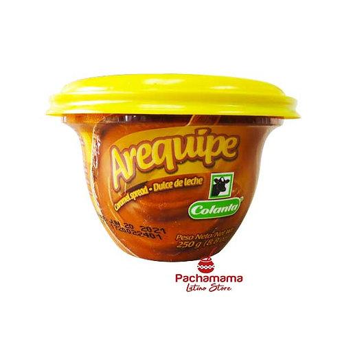 caramel spread Colanta arequipe dulce de leche Pachamama latino store new zealand