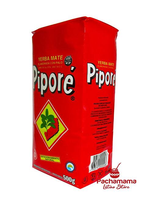 Yerba mate Pipore traditional with stems buy now Tienda Pachamama Latino Store