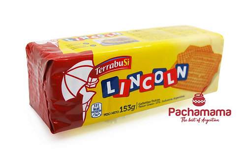 Lincoln Cookies