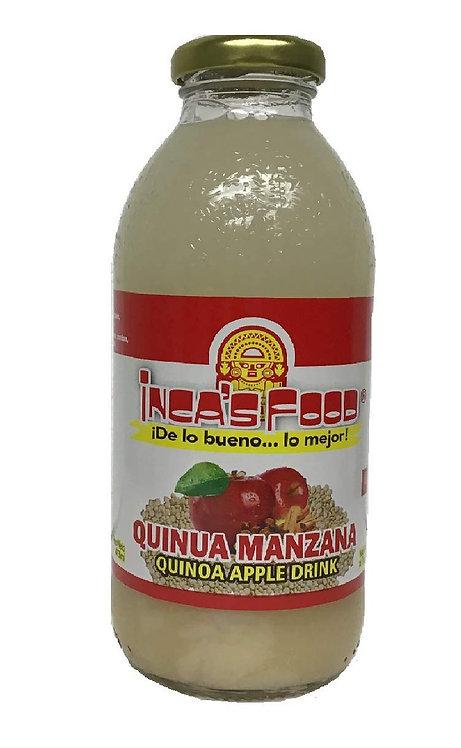 Quinoa & apple Inca's food