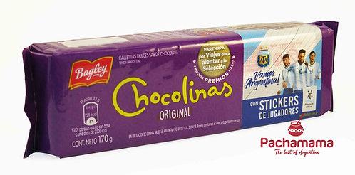 Galletitas Chocolinas- chocolate cookies