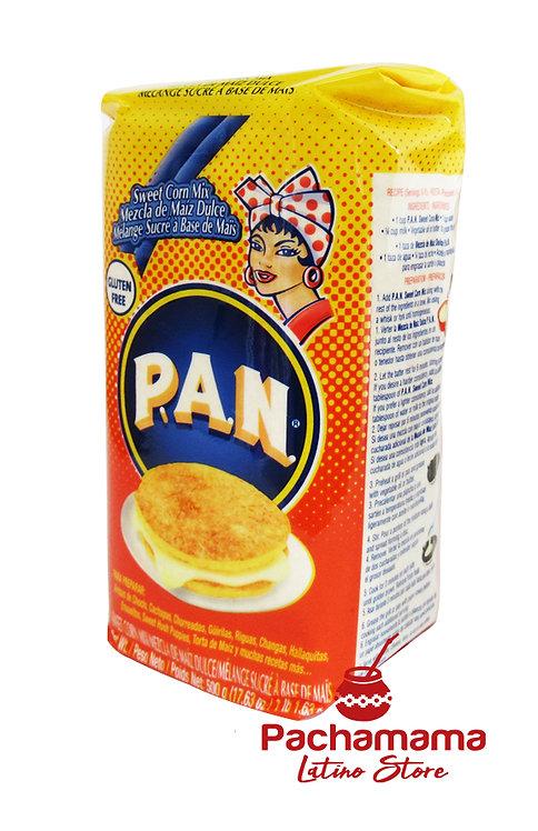 Harina Pan dulce