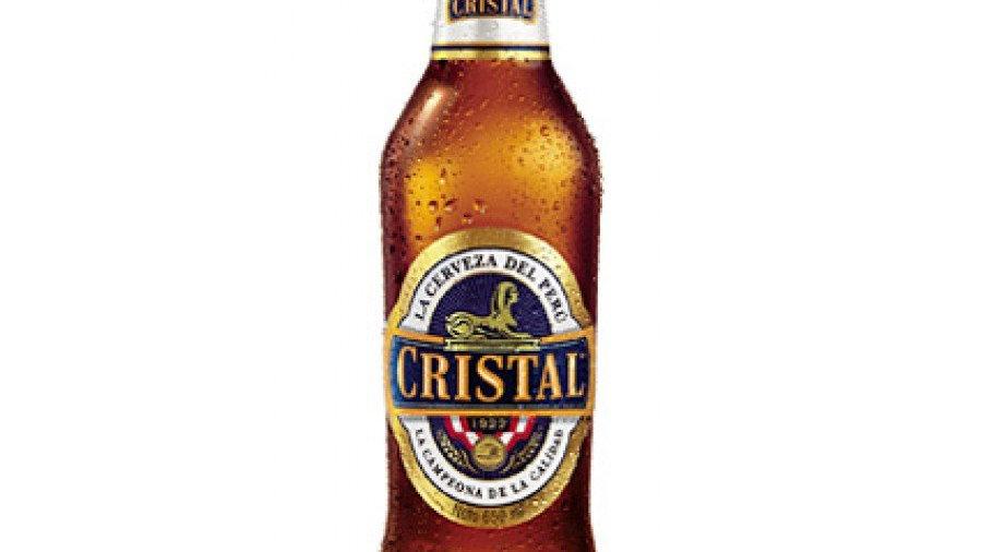 Cerveza (beer) Cristal 330 ml