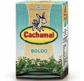 Te de Boldo Cachamate