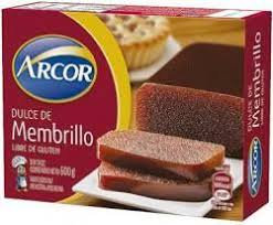 Quince (membrillo) Arcor 500g