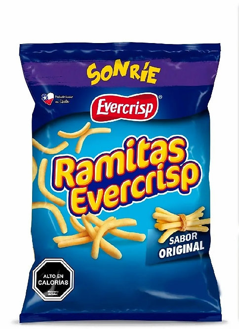 Snacks original- Ramitas evercrisp original