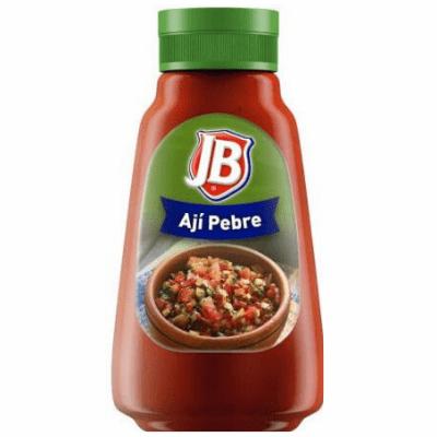 Aji Pebre JB 240 g