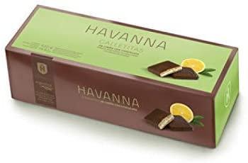 Galletitas Havanna lemon and chocolate
