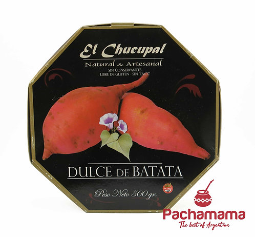 El Chucupal Sweet Potato Paste
