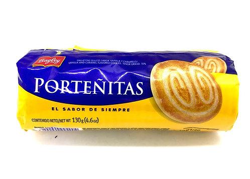 Palmeritas portenitas cookies galletitas
