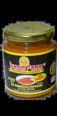 Aji amarillo especial (not spicy) Inca's Food
