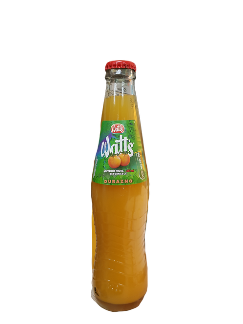 Watts Peach Drink 237 ml