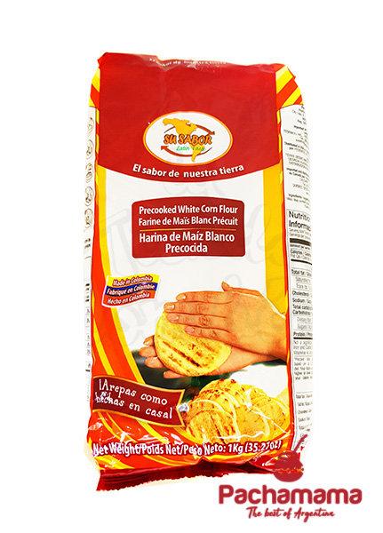 Su sabor corn flour